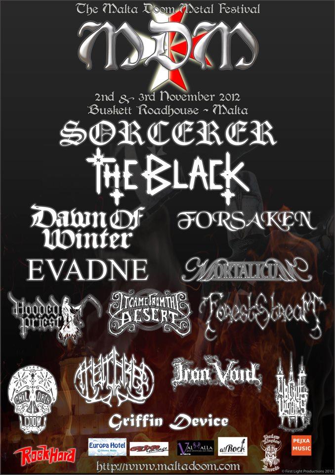 MDM2012 - poster