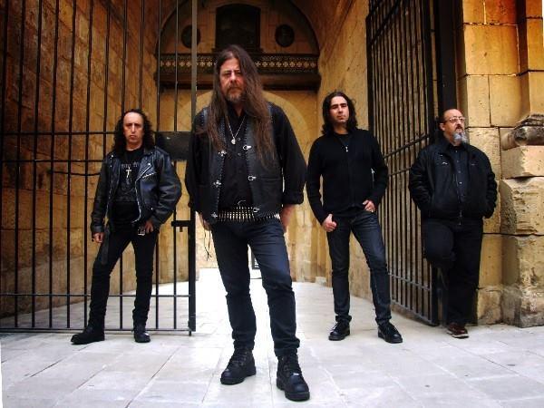 Epic Doom Metal Band Forsaken (Malta) ink multiple album deal with